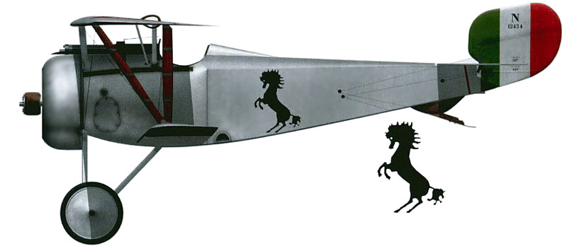 Nieuport 17 de chez academy au 1/32 174_610