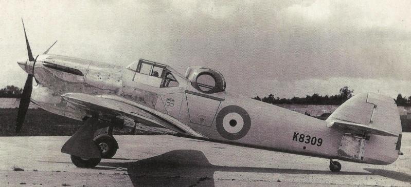 Boulton Paul Defiant MKI (Airfix 1/48) Finish ! - Page 2 18176710