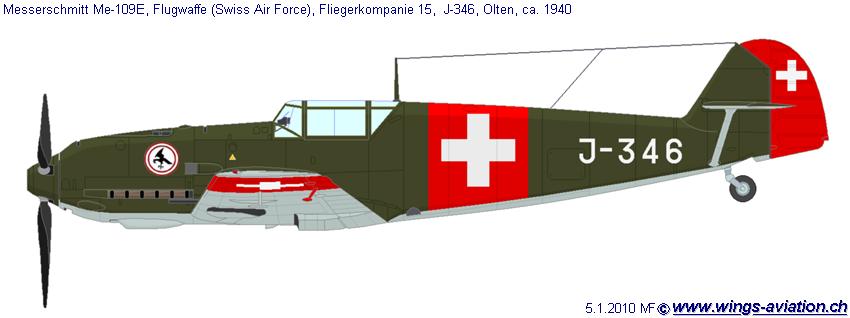 Bf.109E-3  Flugwaffe septembre 1944 ( Tamiya 1/48) 192_5_11
