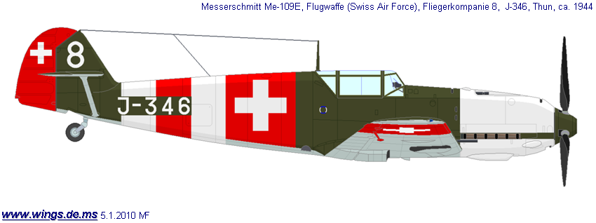 Bf.109E-3  Flugwaffe septembre 1944 ( Tamiya 1/48) 192_5_12
