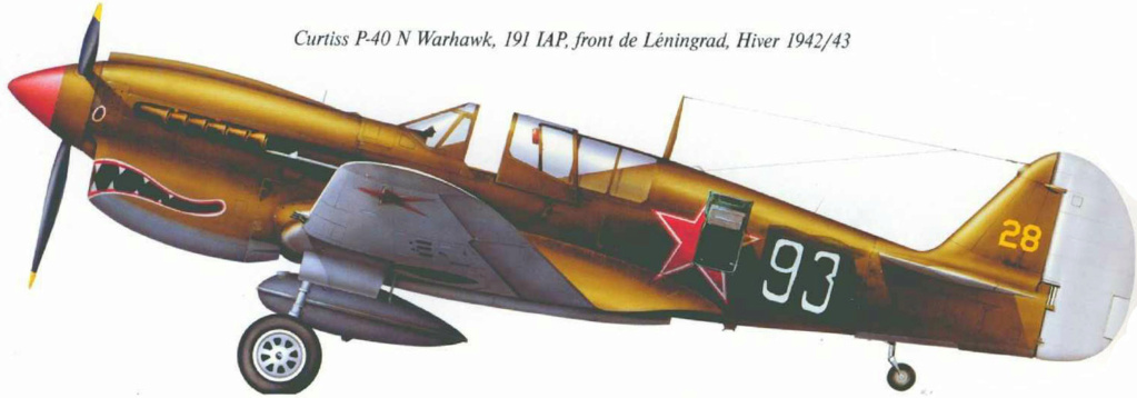 From the box - Curtiss P-40N Warhawk [Eduard 1/48] 1_1210