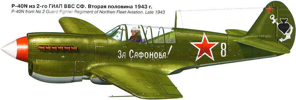 From the box - Curtiss P-40N Warhawk [Eduard 1/48] 1_2410