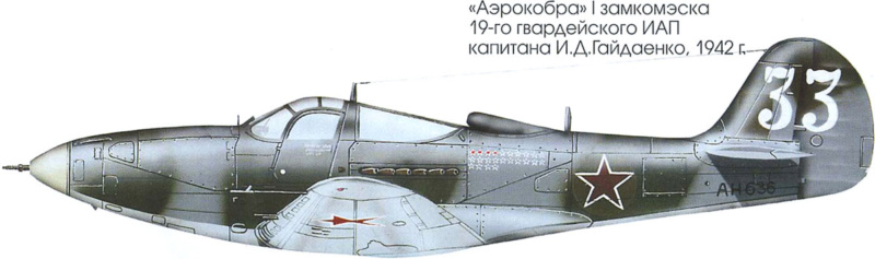 Bell P-400 aux couleurs Russes ( Eduard 1/48) - Page 3 1_3410