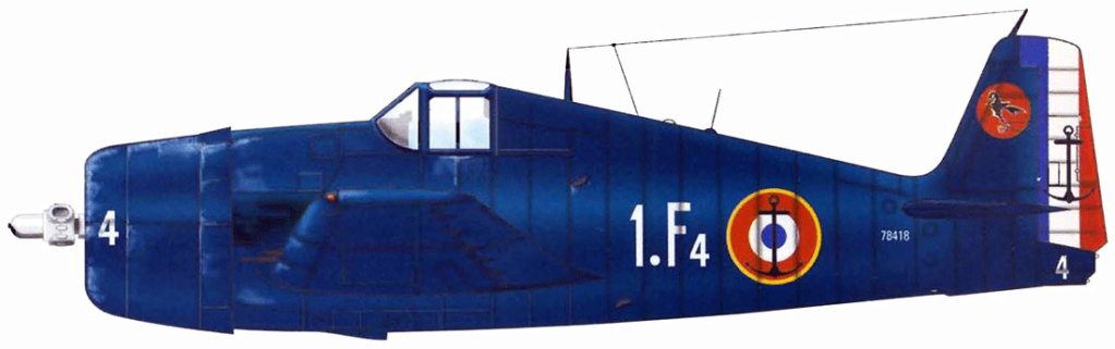 From the box - Hellcat NF Mk II - Eduard - 1/72. 21_1013