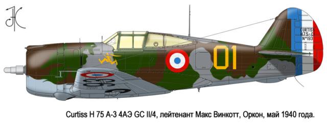 Curtiss H81A1(P40A)   Airfix 1/48 Fini 21_1510