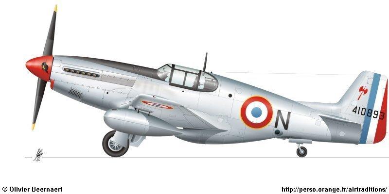 """"""" Frenesi """" P-51D5 ( Eduard 1/48) Fini 21_412"""