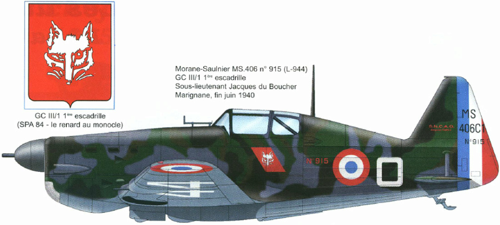Morane-saulnier Ms406 AZ-model 1/48 21_4310