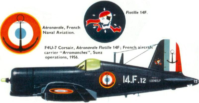 "F4U-7 Corsair ""french navy"" 48 de HASEGAWA (fini) 21_610"