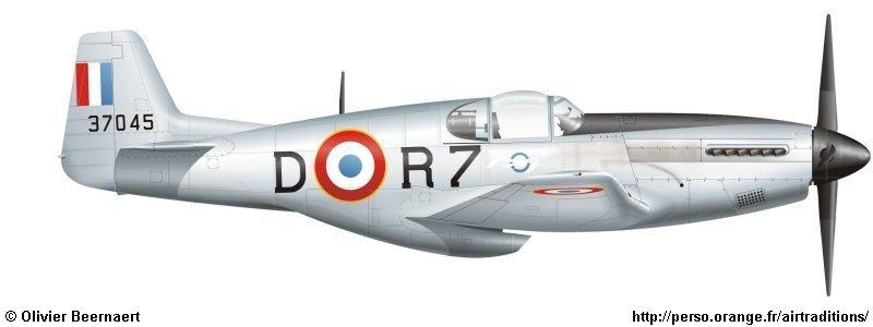 """"""" Frenesi """" P-51D5 ( Eduard 1/48) Fini 21_710"""