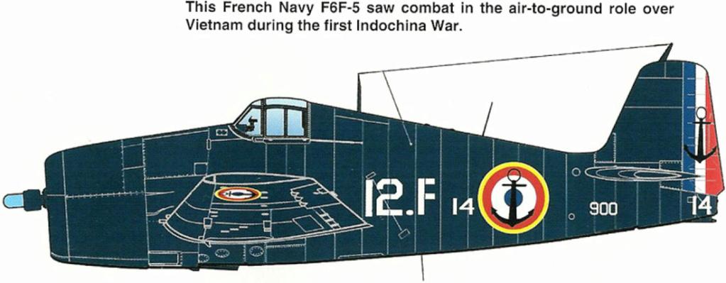 From the box - Hellcat NF Mk II - Eduard - 1/72. 21_913