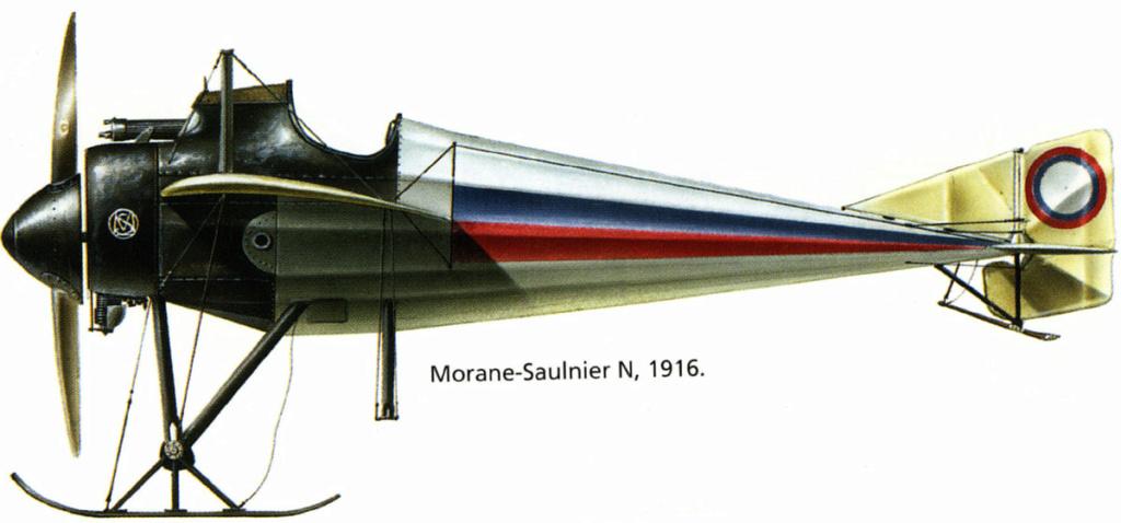 morane-saulnier type n 1/32 special hobby  22_410