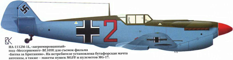 Avia S 199 Ezer Weizman 1948 ( Academy/Hobbycraft 1/48) סופית = FINI - Page 3 24_o_110