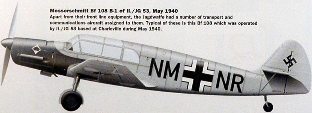 Messerschmitt 108 1 /32   2_1110