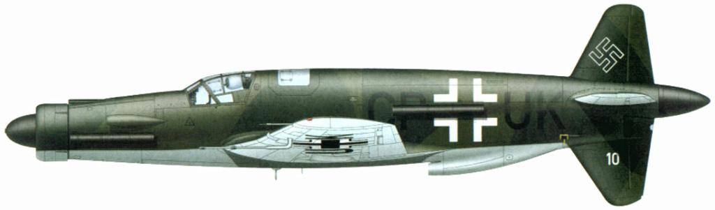 DORNIER DO335 - A12 - FROG 1/72  2_16_b12