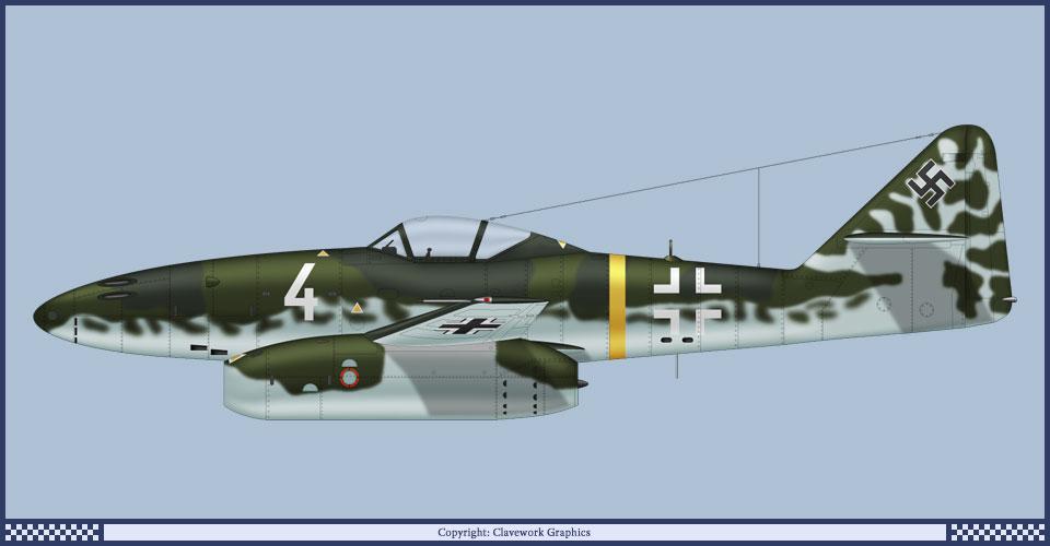 Messerscmitt Me 262A-1A 1/72 Revell page2 - Page 3 2_24_b10