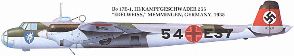 Fil rouge 2020 : [Airfix] Dornier DO17 E - 1/72 - Réf : 04014-1 - Page 7 2_2610