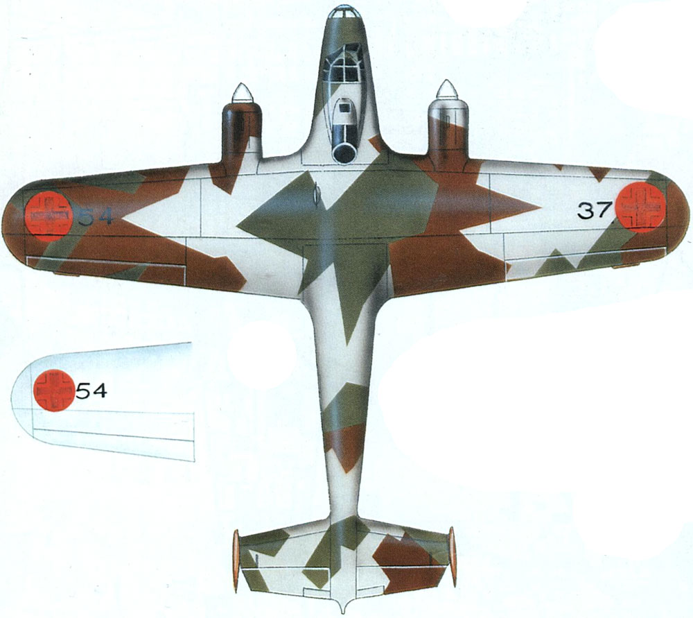 Fil rouge 2020 : [Airfix] Dornier DO17 E - 1/72 - Réf : 04014-1 - Page 7 2_26_b12