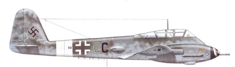 [FROG] messerschmitt 410 hornisse - Page 2 2_3810