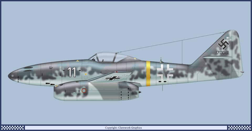 Messerscmitt Me 262A-1A 1/72 Revell page2 - Page 3 2_55_b10