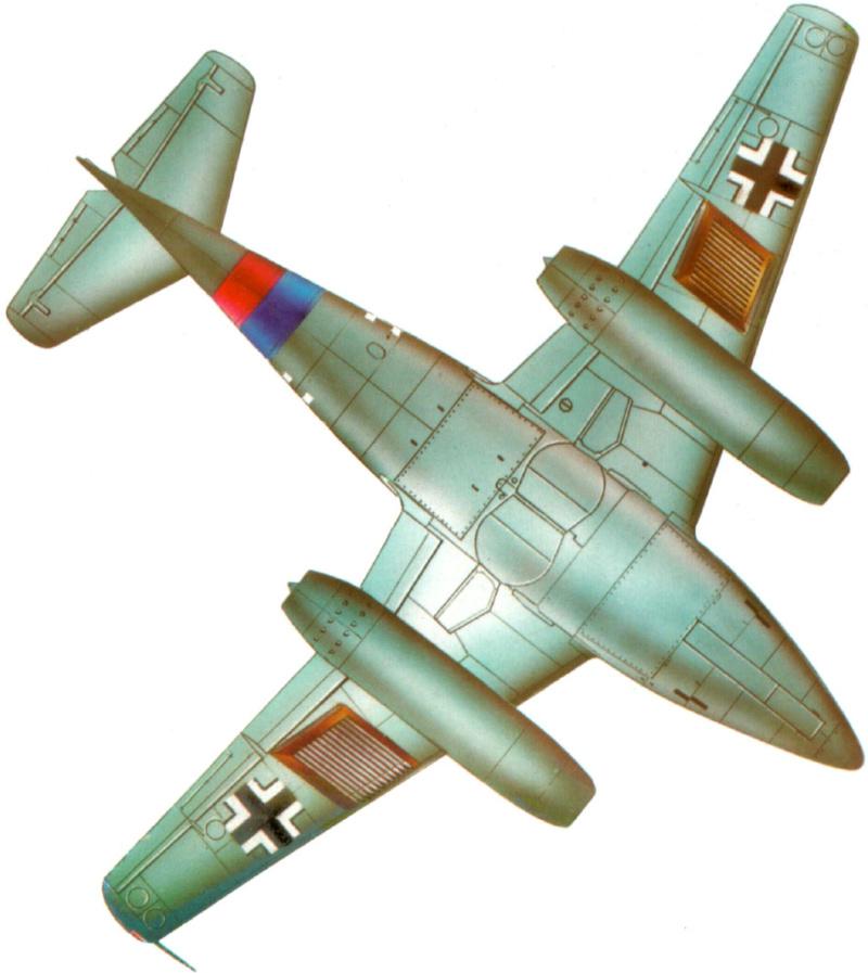 Messerscmitt Me 262A-1A 1/72 Revell page2 2_57_b12