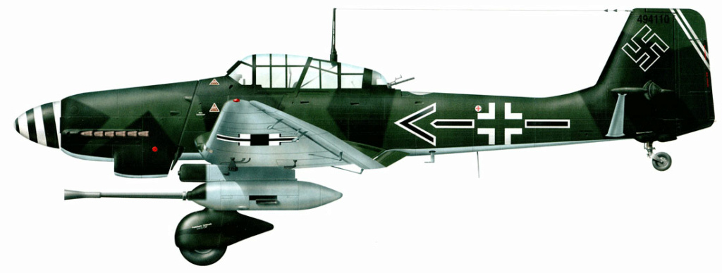 junkers JU 87 G/D Tank Buster  1/72 REVELL FINI !!!!!! - Page 3 2_6210