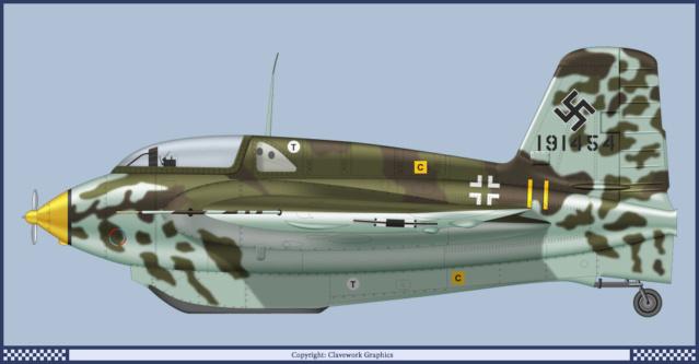 Me 163B Komet - Hasegawa - 1/32 (FINI) - Page 2 2_6_b210