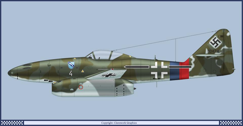 Messerscmitt Me 262A-1A 1/72 Revell page2 - Page 3 2_70_b10
