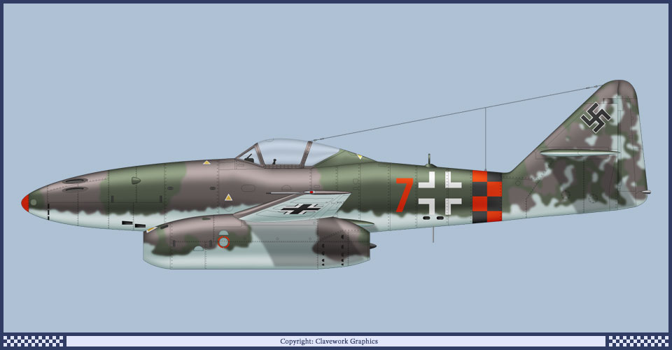 Messerscmitt Me 262A-1A 1/72 Revell page2 - Page 3 2_77_b10