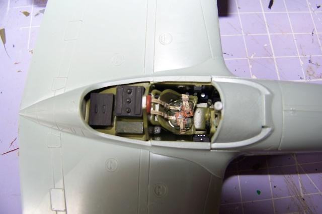 P-38J, ALG-A10 CATZ 07/44 ( Academy 1/48)( FINI ) 310