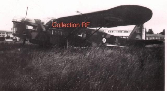 Fil rouge 2019 : Potez 540 T (AZ-Model/Heller 1/72) - Page 2 32404010