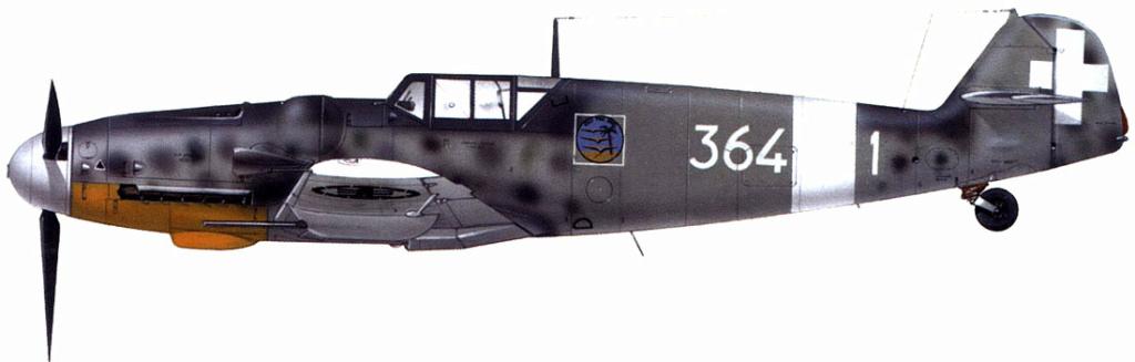Ouvre boite Messerschmitt Bf 109G-6 ACADEMY 1/48 32_1410