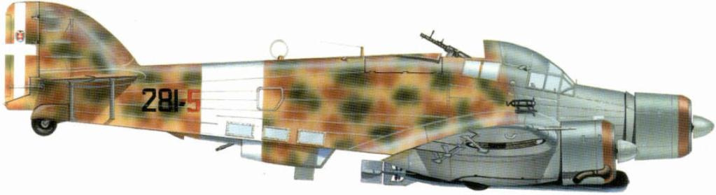 savoia-marchetti sm-79-2 sparviero trumpeter 1/48 32_18_10