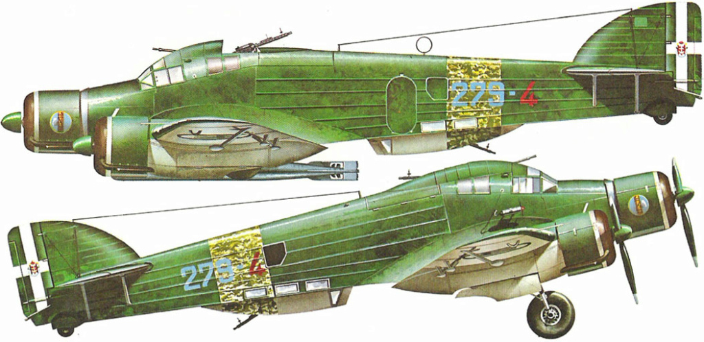 savoia-marchetti sm-79-2 sparviero trumpeter 1/48 32_27_10