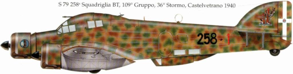 savoia-marchetti sm-79-2 sparviero trumpeter 1/48 32_3910
