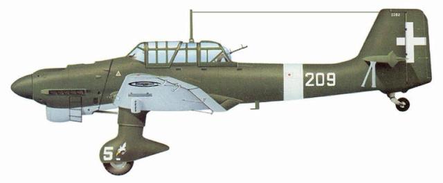 JU 87 STUKA B1 kit  italeri 1/72 32_4_b10