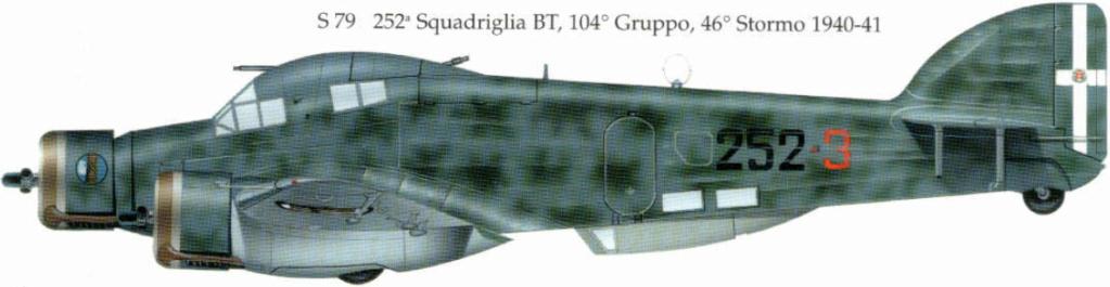 savoia-marchetti sm-79-2 sparviero trumpeter 1/48 32_6_b11