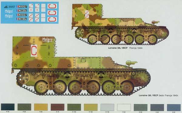 From the box - SD.KFz.135 Ambulans 'RPM au 1/35' monté en lorraine 38L *** Terminé en pg 3 - Page 2 35056_11