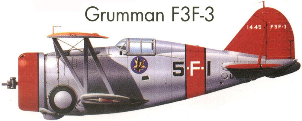 Grumman F-3F  Revell 1/32 3_110