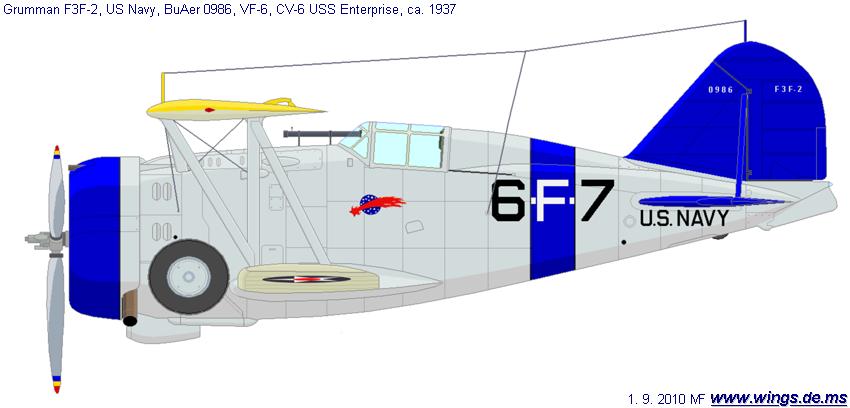 Grumman F-3F  Revell 1/32 - Page 2 3_14_b10