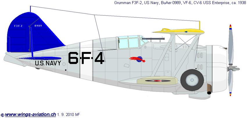 Grumman F-3F  Revell 1/32 - Page 2 3_29_b10
