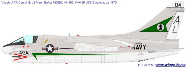 A-7A Corsair 2 1/72 3_3010
