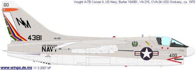 A-7A Corsair 2 1/72 3_3210