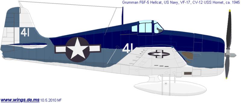 Hasegawa - F6F3 Hellcat - 1/48 3_95_b10