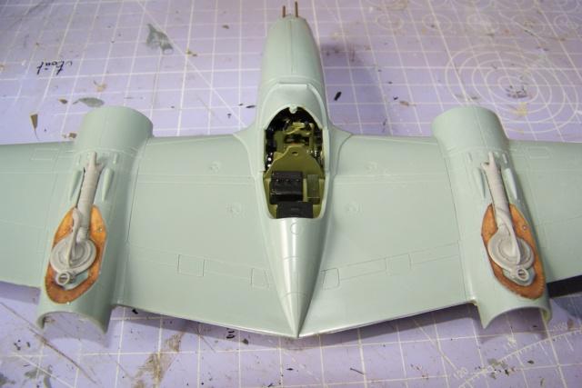 P-38J, ALG-A10 CATZ 07/44 ( Academy 1/48)( FINI ) 410