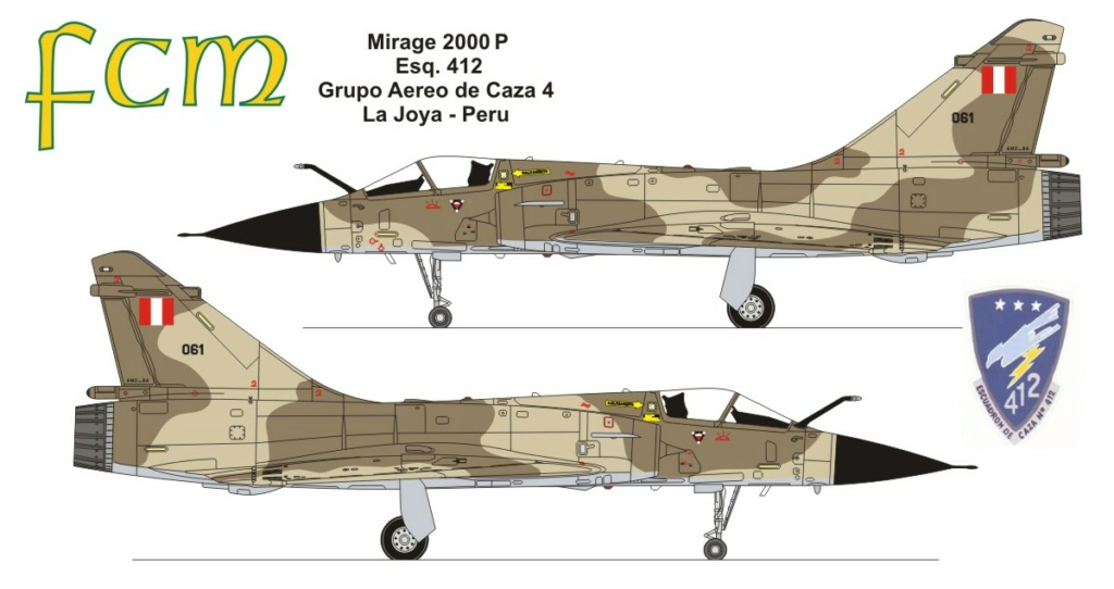 MIRAGE 2000 HELLER 1/72 - Page 2 42_110