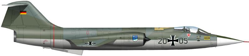 F 104 G ( Monogram 1/48) 45_810