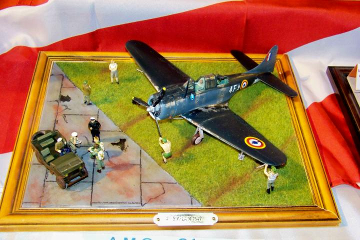 "Douglas SBD-1 Dauntless (Accurate Miniature 1/48) ""The US Marines Corps Golden Wings"" 4f9_110"
