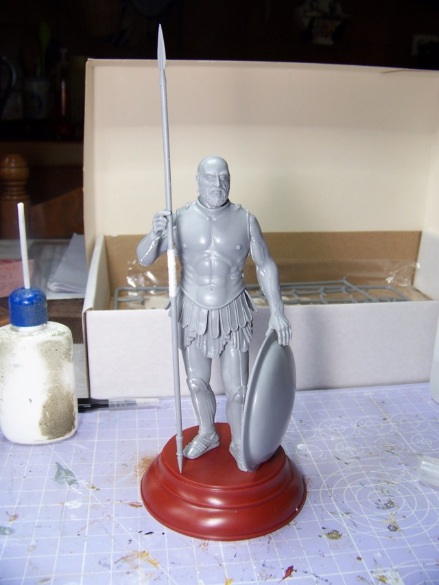 Hoplite Athénien Mini Art 1/16 5303010