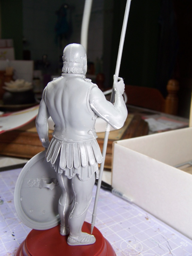 Hoplite Athénien Mini Art 1/16 5307010