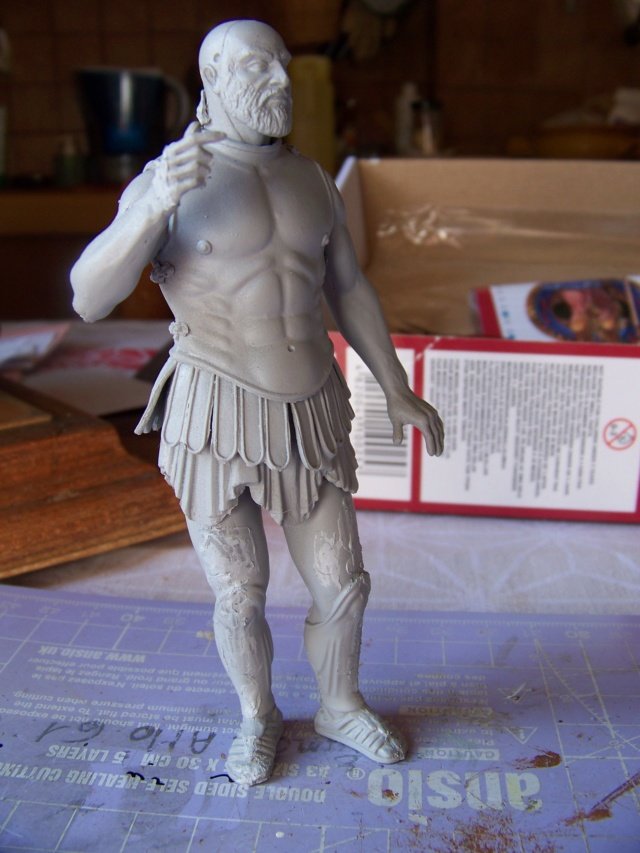 Hoplite Athénien Mini Art 1/16 5313210